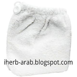 شكل منشفة استحمام