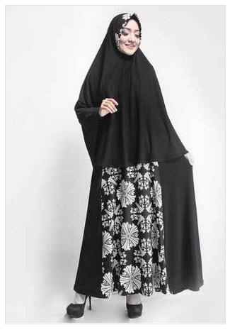 Contoh Model Baju Muslim Syar I Modern Untuk Menghadiri Acara Wisuda