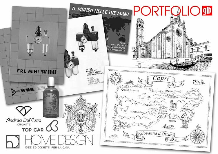 Finest portfolio grafico gfp with disegni ville for Disegni di ville
