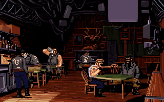 Full Throttle 4