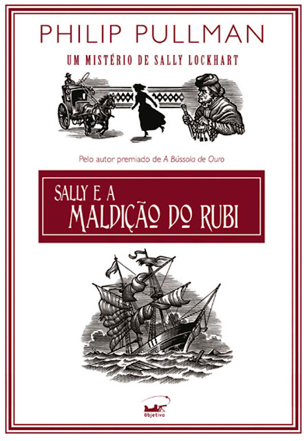 Sally e a maldição do rubi - Philip Pullman