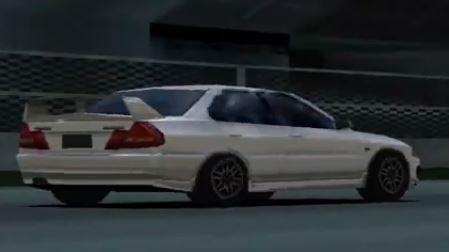 Mitsubishi Lancer GSR Evolution IV
