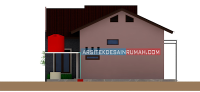Arsitek Desain Rumah Type 56