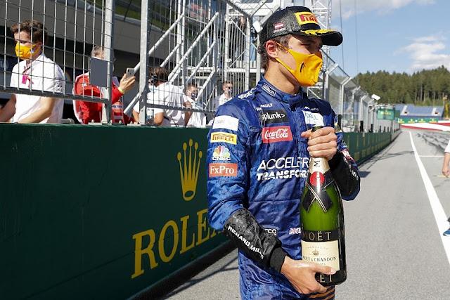 Did Carlos Sainz make the right decision?