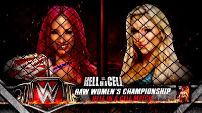 Hell in a Cell Raw Women's Championship