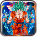 Tải Game Goku Galaxy Battle Mod Full Tiền Vàng Cho Android