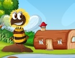 GenieFunGames Tiny Bee Es…