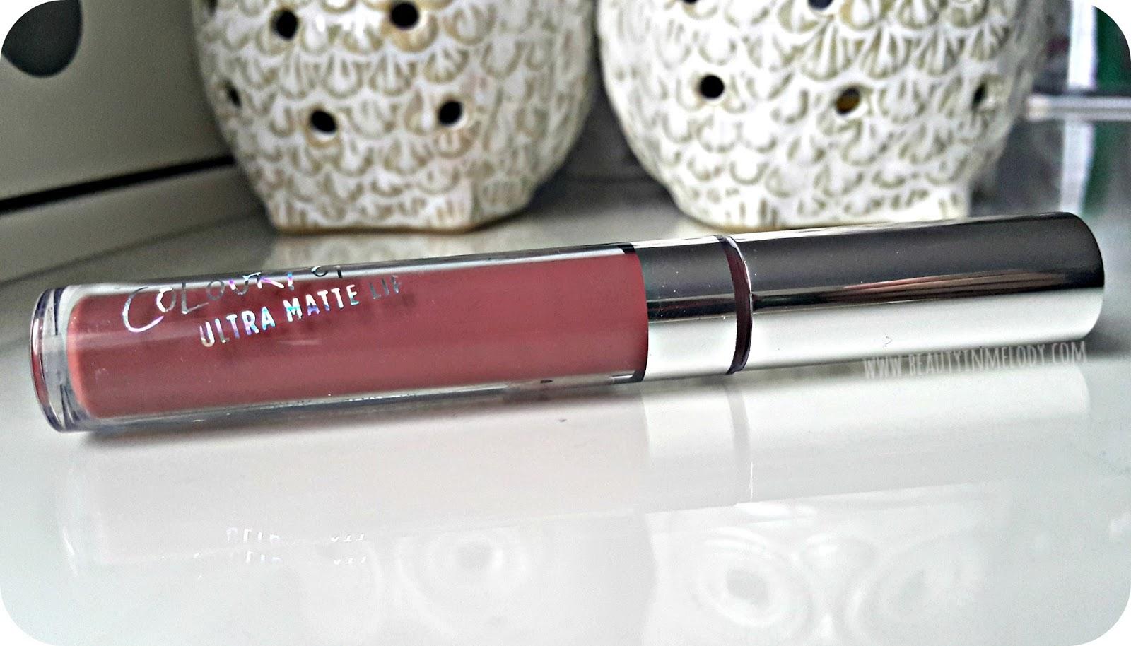 Beauty In Melody Colour Pop Ultra Matte Lip Teeny Tiny