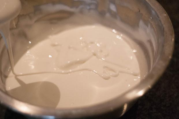 Spoonful Of Sugar Aqua Faba Royal Icing Cookies