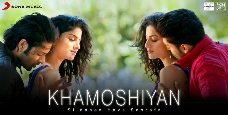 Khamoshiyan Chords + Strumming Pattern - Arijit Singh