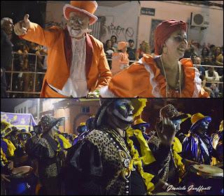 Desfile de Llamadas 2017 Montevideo Uruguay  Uráfrica