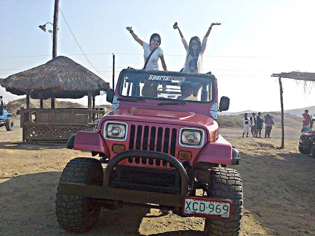 Paoay Sand Dunes Adventures, Ilocos Norte