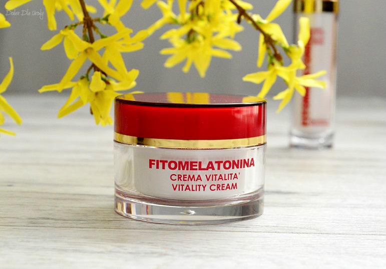 EffegiLab Fitomelatonina Vitality Cream recenzja