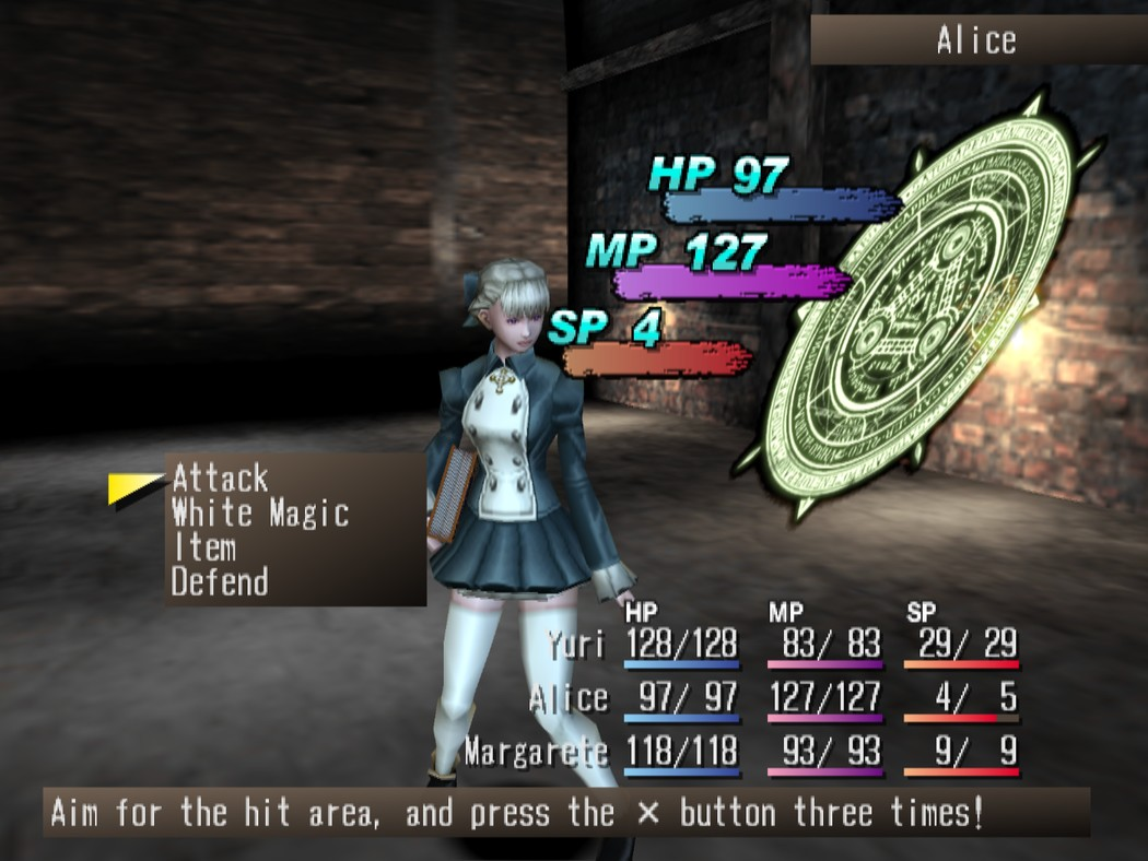 Shadow Hearts Retro Reflections Chalgyr S Game Room