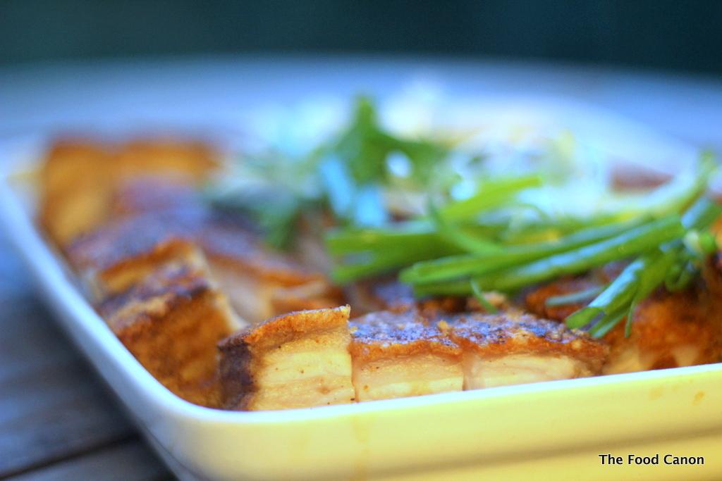 Another look at Cantonese Roast Pork (Siu Bak/Siu Yoke