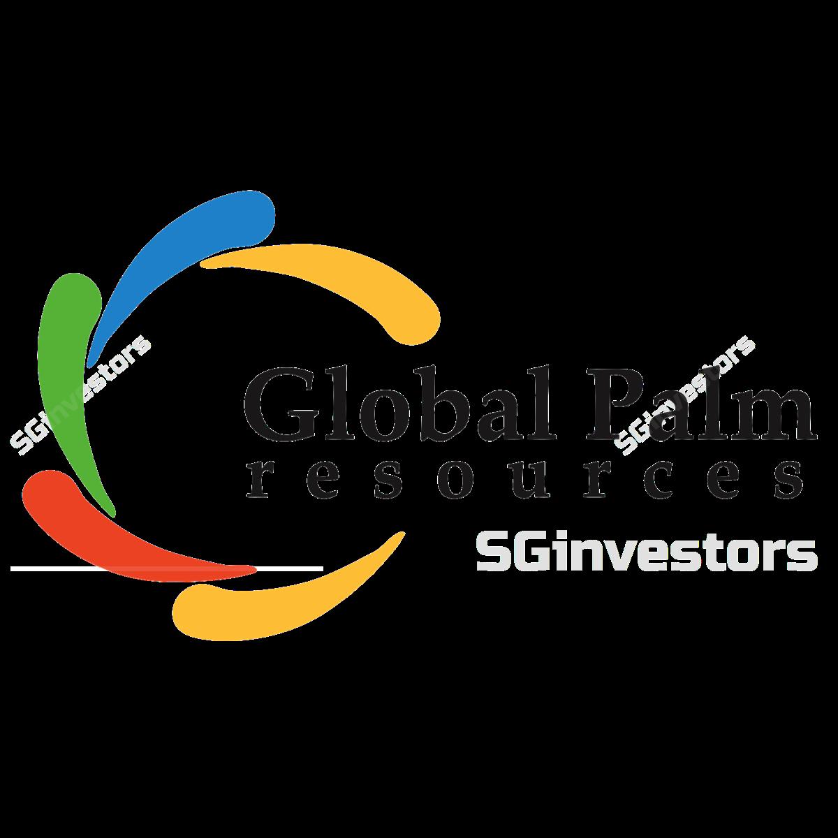 GLOBAL PALM RESOURCES HLGS LTD (SGX:BLW) @ SGinvestors.io