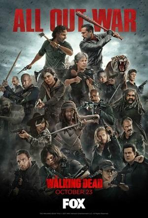 The Walking Dead S08E11 720p WEB-DL 350MB