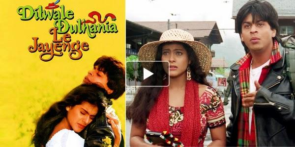 Listen to Dilwale Dulhania Le Jaayenge songs on Raaga.com