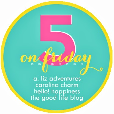 Five on Friday!