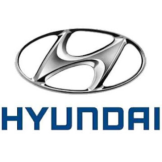 Hyundai Logo-badge