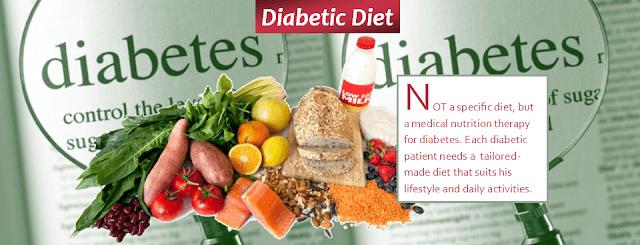 mengobati diabetes dengan diet
