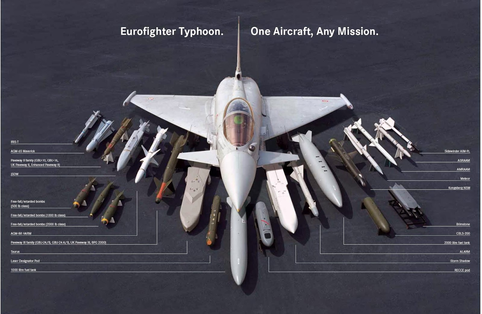 BEST FIGHTER FOR CANADA: Fighter Jet Fight Club: Typhoon vs