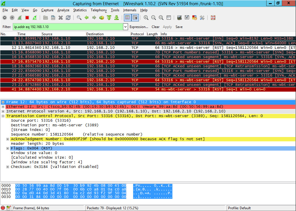 PacketFlow I/O: ASA Hairpinning and TCP state bypass
