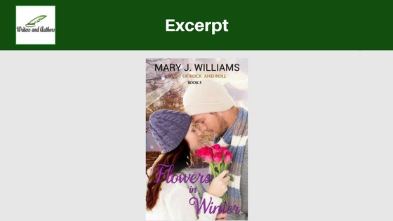 Excerpt: Flowers in Winter by Mary J. Williams