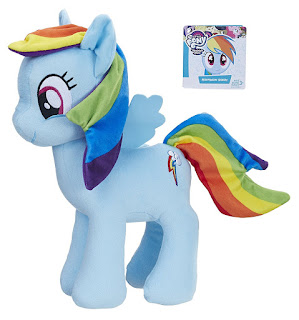 New 2018 MLP Plushie Lineup - Rainbow Dash