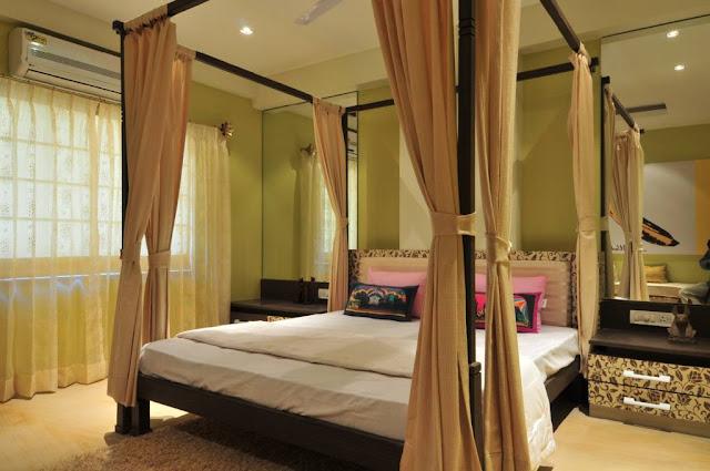 indian bedroom decor
