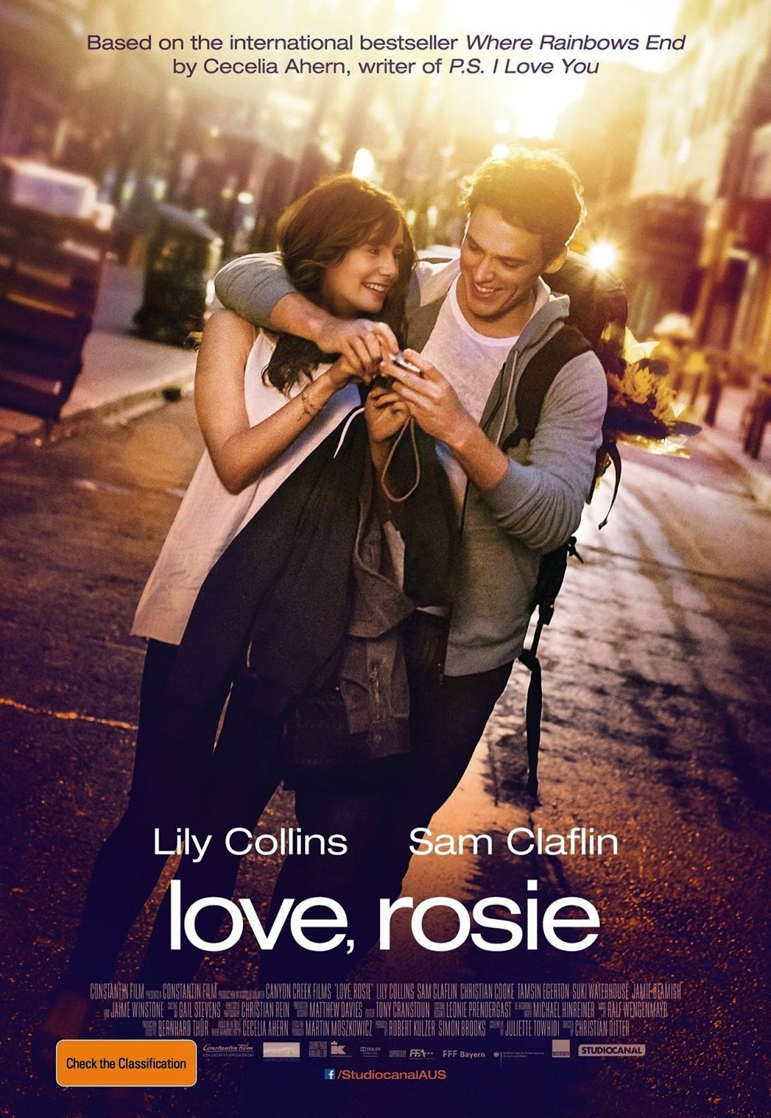 Love, Rosie (2014) HDRip ταινιες online seires oipeirates greek subs