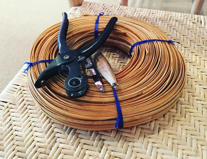 duchess fare: DIY Class ~ Handcrafted Caning