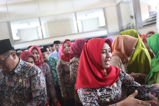 Peringati Isro Mikraj, Ning Ita Ajak Implementasikan Nilai Keteladanan Nabi Muhammad SAW