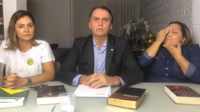 'Todos os compromissos assumidos serão cumpridos', diz Bolsonaro após vitória