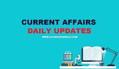 Current Affairs Updates - 28 November 2017
