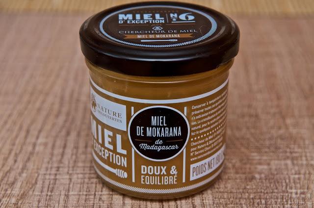 Miel Mokarana de Madagascar - Honey - Nature & Découvertes