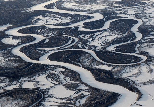 Kamçatka Nehri