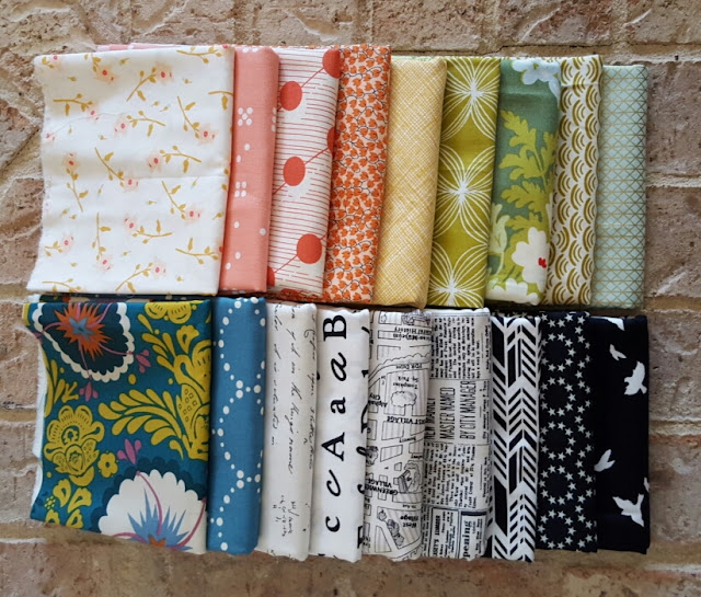 Librarian Bundle by Heidi Staples of Fabric Mutt