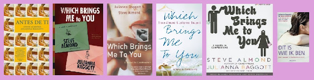 Reseña del libro Antes de ti, de Steve Almond y Julianna Baggot
