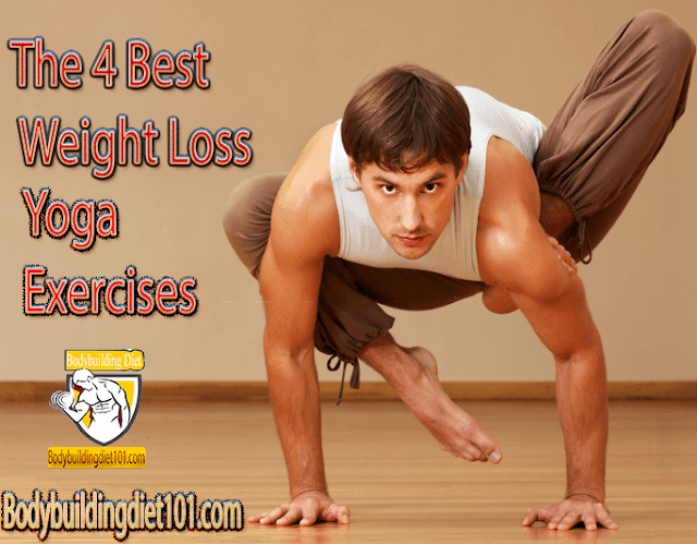 The 4 Best Weight Loss Yoga Exercises