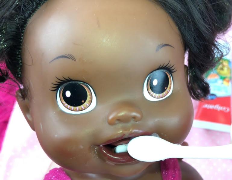 Amazon.com: Baby Alive Baby's New Teeth: Toys & Games  |Baby Alive New Teeth