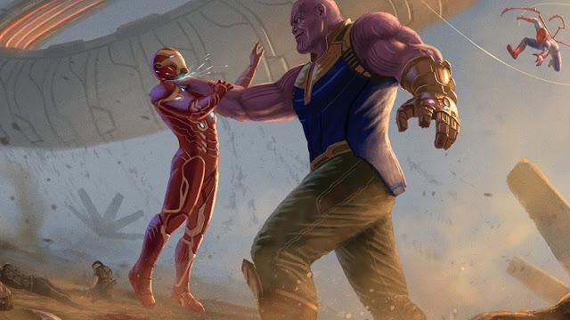 How Thanos knew Iron Man
