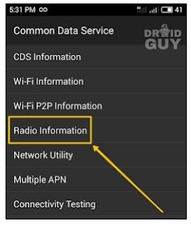 kalautau.com - Radio Information