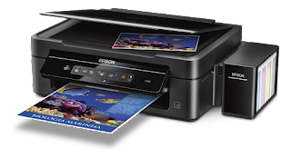 Epson L361 Multifunction Color Ink Tank Driver Download