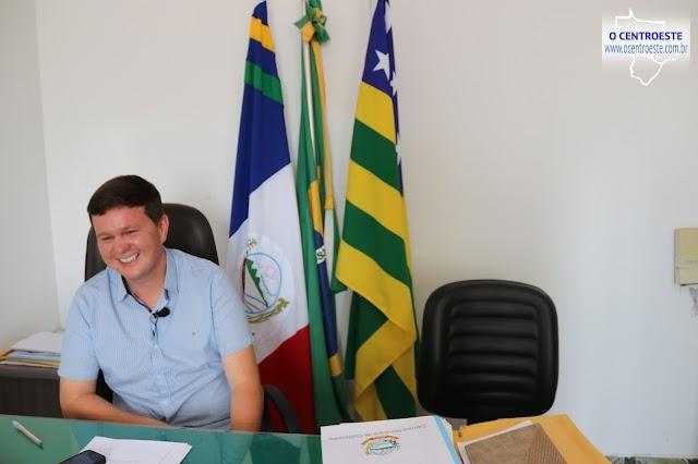 """""""O povo reconheceu o nosso trabalho em Caldazinha"""", Rafael Teixeira"""