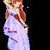 ¡Nuevas poses Winx Club Princesa + Daphne 6º temporada PNG!