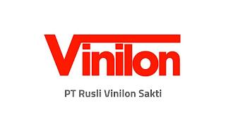 Lowongan Kerja PT Rusli Vinilon Sakti Cileungsi Bogor
