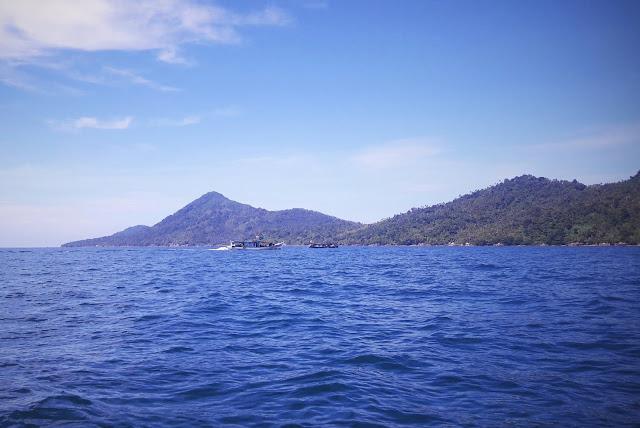 Keindahan Alam Bawah Laut Lemukutan