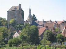 photo de la ville de La Chatre