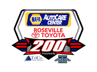 #NASCAR NAPA AutoCare/Roseville Toyota 200 #KNWest